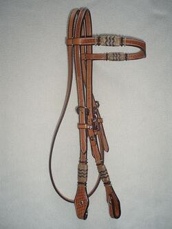 Headstall browband