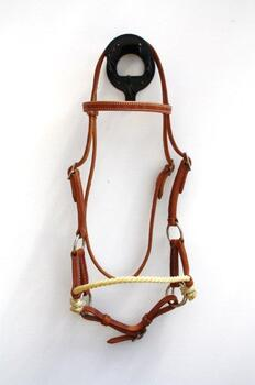Side Pull - Single Rope Noseband