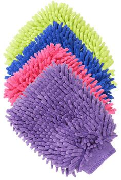 Lined Wash/Applicator Mitt
