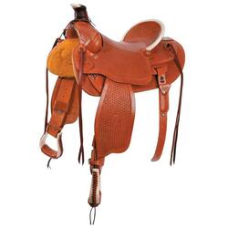 Continental Divide Stockman High Cantle