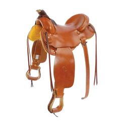 "The ""XXL"" Saddle"