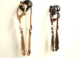 One Ear Show Headstall