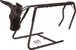 Collapsible Roping Dummy Stand