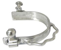 Stainless Steel Barrel Spur