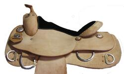 West Coast Training Saddle