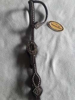 Cowperson Tack Headstall HS07