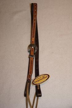 Cowperson Tack Headstall HS34