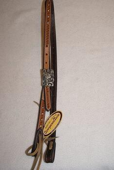 Cowperson Tack Headstall HS34S
