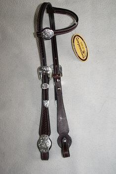 Cowperson Tack Headstall HS194