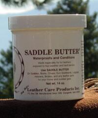 Vaquero Saddle Butter - Waterproofs & Conditions