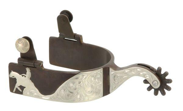 Reining Horse Show Spurs (ladies)