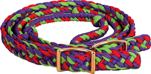 Barrel Racing Reins