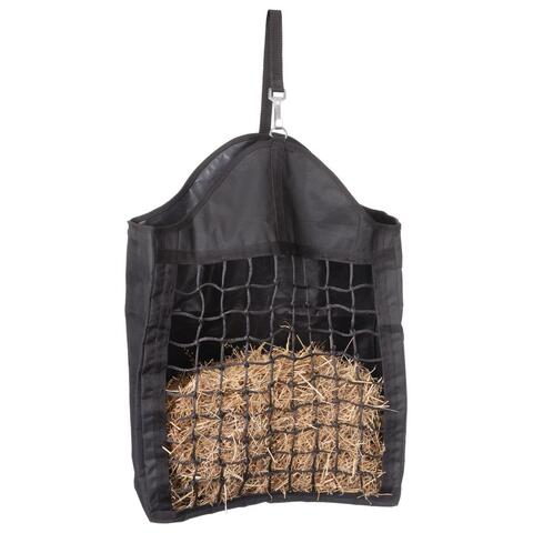 Nylon Hay Tote with Net Front