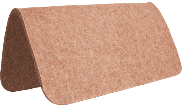 TAN WOOL PAD PROTECTOR
