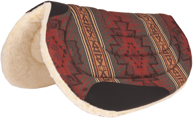 SIERRA HERCULON BARREL PAD WITH FLEECE BOTTOM