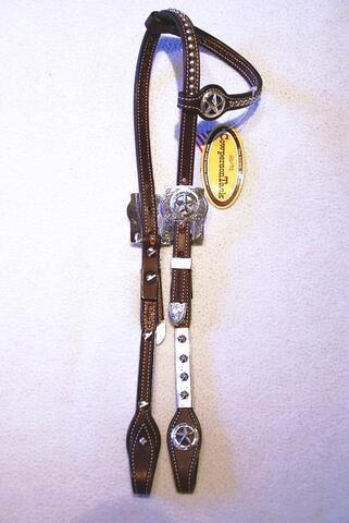 Cowperson Tack Headstall HS192