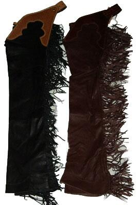 Showchaps Calf Leather