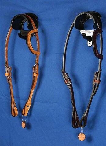 One-ear headstall