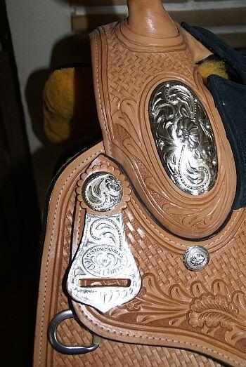 Buy Dale Chavez Show Saddle - Offer: 49,500 00SEK,-