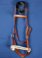 Side Pull - Double Rope Noseband