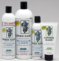 COWBOY MAGIC® DETANGLER™ & Shine