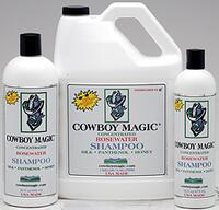 Cowboy Magic® Rosewater Shampoo