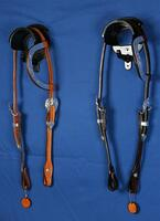 One-ear show headstall